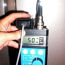 家電製品の電磁波発生状況