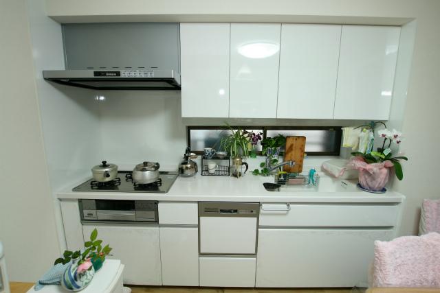 キッチンリフォーム施工例6