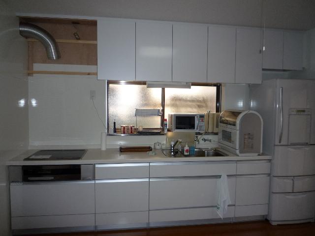 キッチンリフォーム施工例11