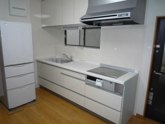 キッチンリフォーム施工例1