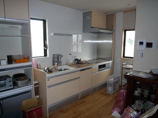 キッチンリフォーム施工例8