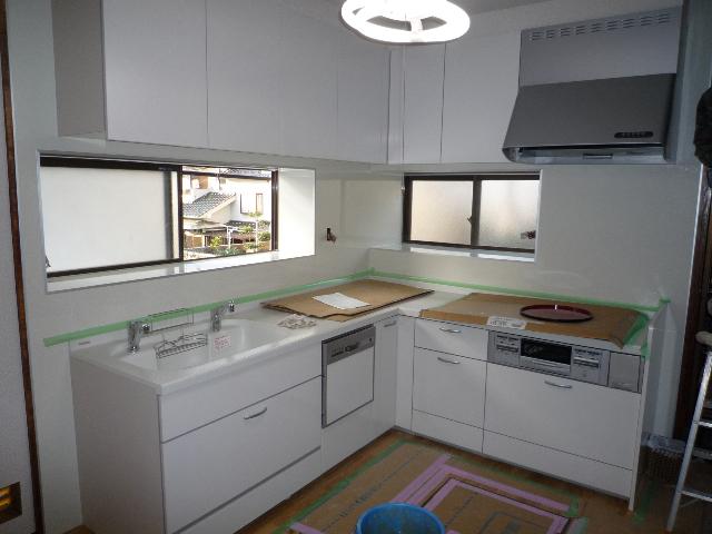 キッチンリフォーム施工例9
