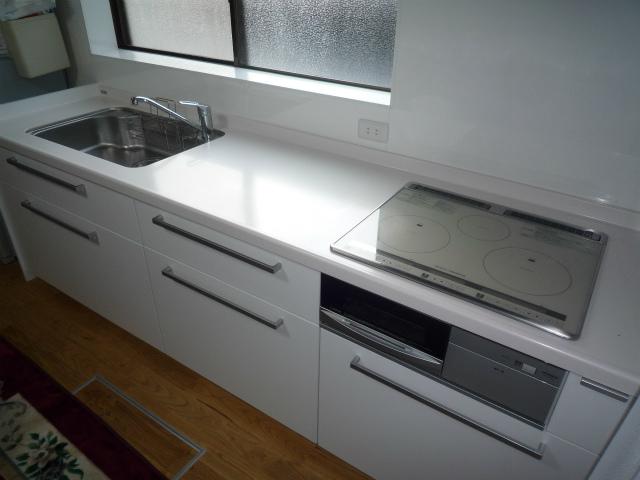 キッチンリフォーム施工例5
