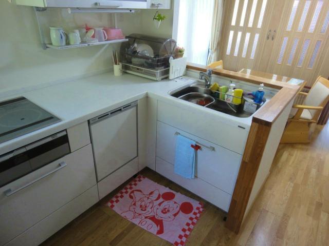 キッチンリフォーム施工例16