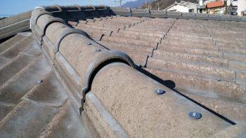 屋根釘の浮き