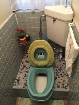 トイレはやっぱり洋式がいいですね