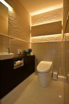 オオサワ創研 呉広店自慢のトイレ