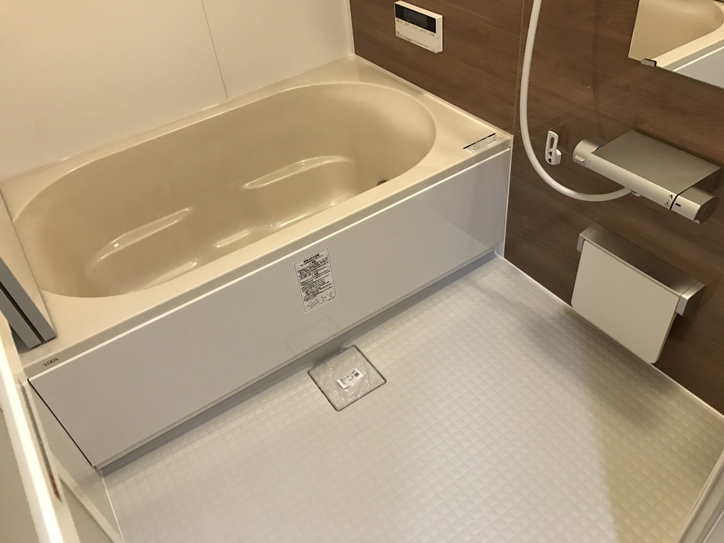 お風呂・洗面リフォーム施工例68