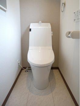 トイレ タイルカーペット
