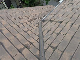 屋根のシミ