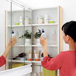 洗面化粧台リフォームで見るべきポイントとは?