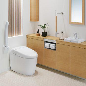 トイレ 収納棚