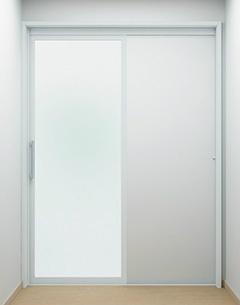 呉市 浴室ドア 交換 引き戸