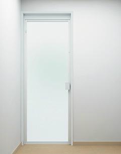 呉市 浴室ドア 交換 開き戸