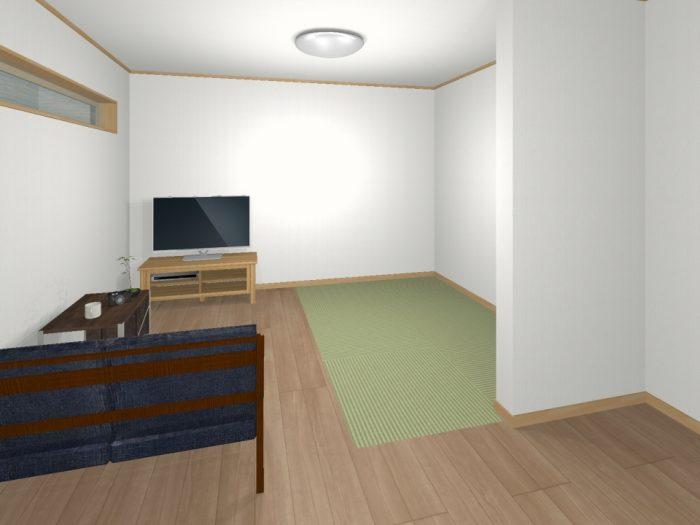 LDK② 和室
