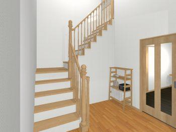 階段踊場 子ども部屋のつくり方
