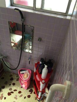4タイルの浴室からユニットバスの施工事例