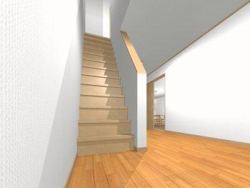 ①危険な階段