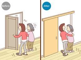 扉の安全性②