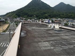 屋根防水施工前①