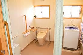 トイレ 車いす ゆったり空間
