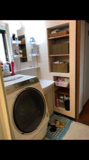 洗面室 デッドスペース ニッチ