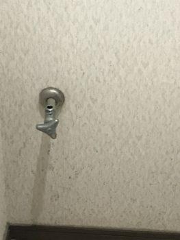 呉市 トイレリフォーム 既存止水栓