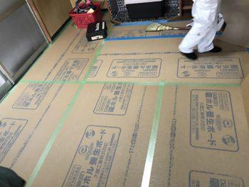 呉市 新建材 壁 クロス リフォーム