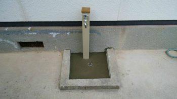呉市 水漏れ 修理 屋外 蛇口