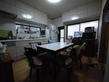 システムキッチン②