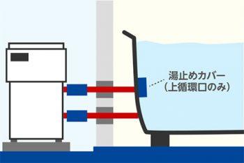 呉市 浴室 水漏れ 修理