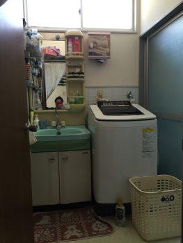 洗面室 既存