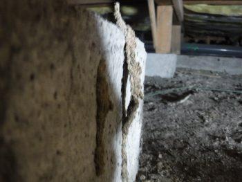 床下点検の重要性