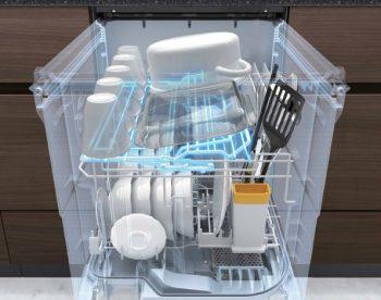 食器洗浄機 O-157