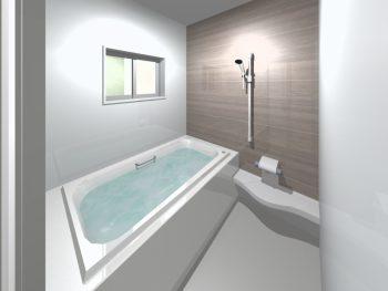 浴槽が大きい+深い
