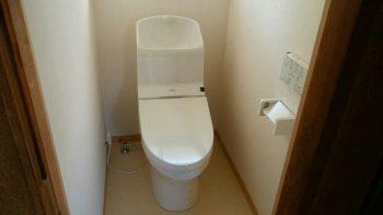 築70年の和風トイレのリフォームはオオサワ創研にお任せください!第2弾⑤