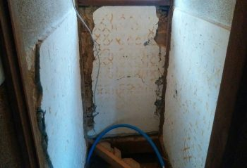 築70年の和風トイレのリフォームはオオサワ創研にお任せください!④