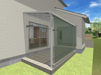 テラス屋根2
