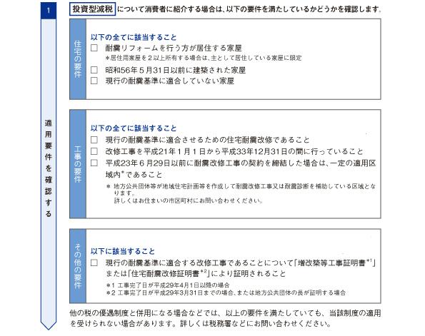 住宅リフォームを対象とした補助金や減税制度 ~耐震リフォーム編②~