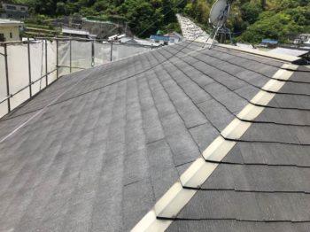 「呉市・東広島市の屋根塗装工事はオオサワへ」その1