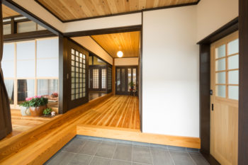 【リフォーム施工事例】古民家の持つ趣を残しつつ暮らしやすさを向上させた家