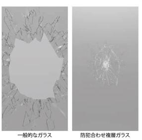 防犯ガラス2