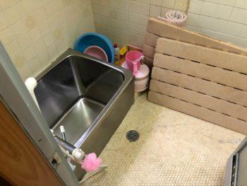 在来工法の浴槽交換工事ついて!