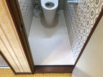 トイレ クッションフロア