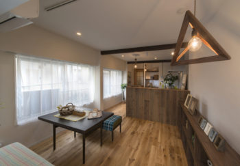 「中古+リノベーション」で、新築よりもリーズナブルに理想の家づくりを叶えます!