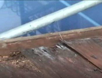 屋根下地 腐食