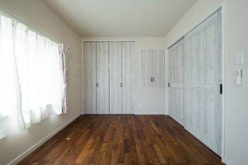 呉市 和室 畳から床