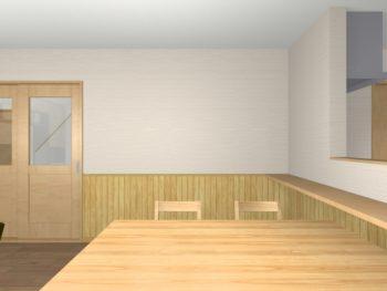 木質系壁材